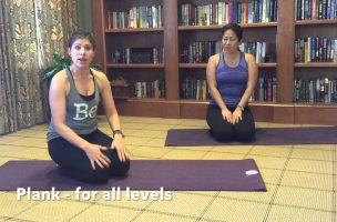 Julie's Functional Fitness Series – Core Workout