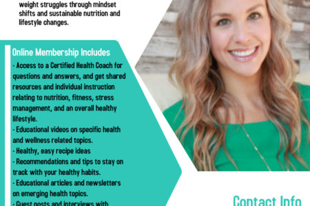 Introducing Megan Corey – Health Coach and Wellness Expert!