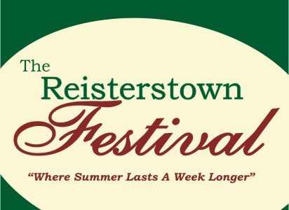 Join Us At The Reisterstown Festival!