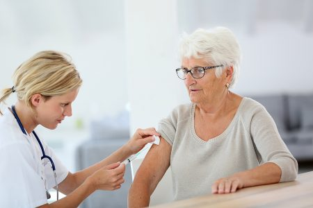 You Have The Power: Older Adults Need a Yearly Flu Shot!