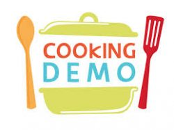 FOOD & EXERCISE DEMONSTRATIONS
