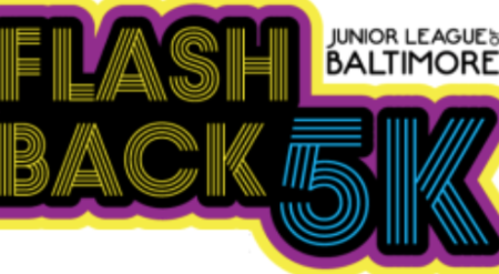 Junior League Flash Back 5K at Foundry Row
