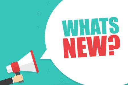 What's new?  Practice Updates!